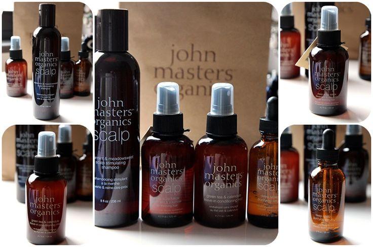 Ecco perchè John Masters Organics ha creato il trattamento Scalp System formato da shampoo, siero e spray per agire con efficacia su capelli, cute e follicoli.