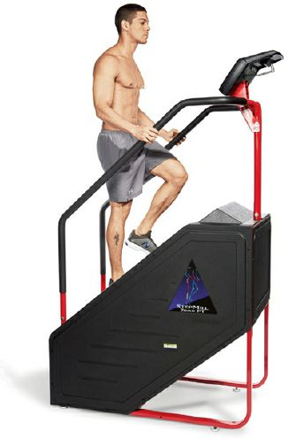 stair climber machine workout