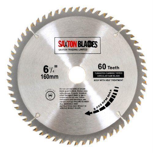 Saxton TCT Circular Wood Saw Blade 160mm x 20mm x 60T for Festool TS55 Bosch Makita etc No description (Barcode EAN = 5060268361751). http://www.comparestoreprices.co.uk/december-2016-3/saxton-tct-circular-wood-saw-blade-160mm-x-20mm-x-60t-for-festool-ts55-bosch-makita-etc.asp