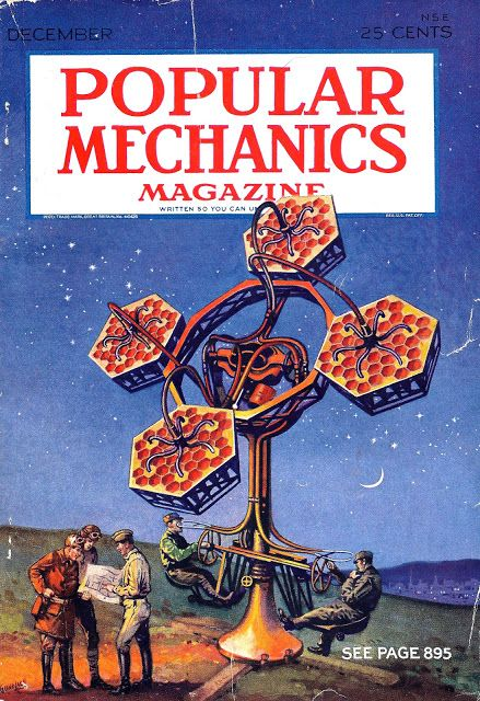 The Future is Now - The Golden Age of Popular Mechanics