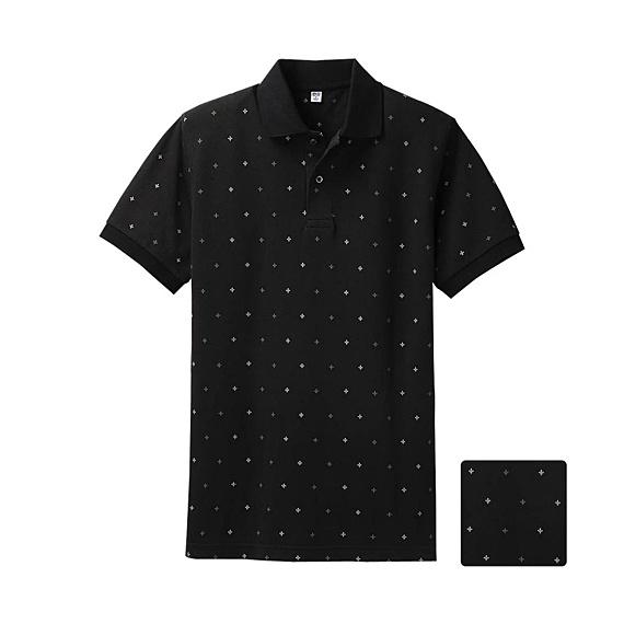 UniQlo dry pique polo shirt: men's closet must have