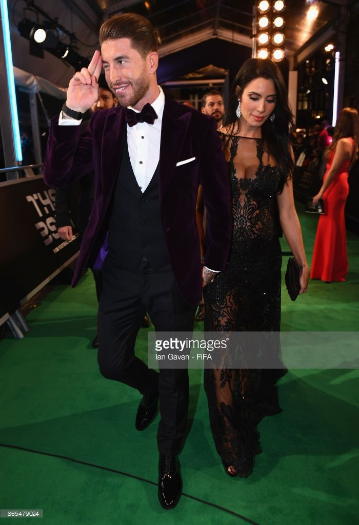 The Best Fifa Football Awards Green Carpet Arrivals Photos And Premium High Res Pictures Football Awards Fifa Football Sergio Ramos