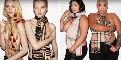 Watch Plus Size Women Gorgeously Recreate High FashionAds