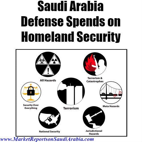 #SaudiArabia #Defense Spends on #HomelandSecurity Report