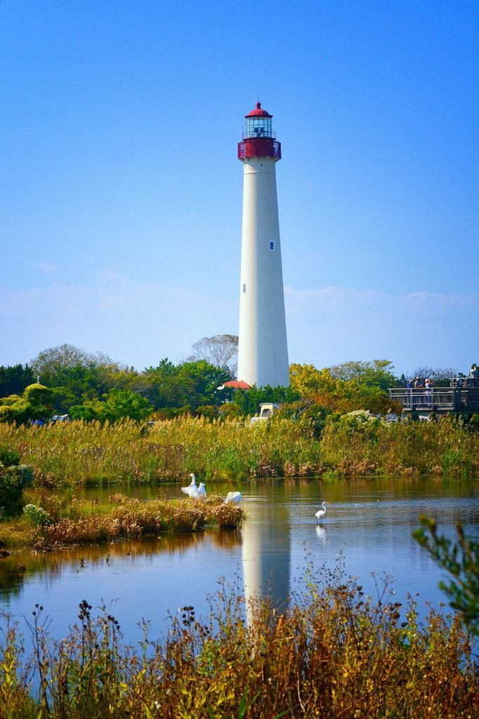 Cape May Lighthouse #DiscoverCapeMayNJ