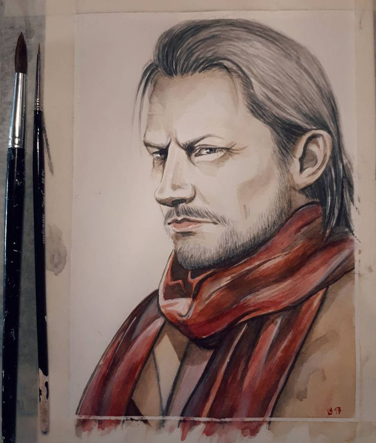 "Linda (@candycandy362) Instagramissa: ""Perfect weather to spend whole day indoors and painting  #watercolours #art #mgsv…"""