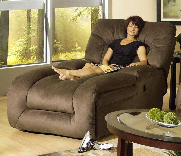 40 idées en photos pour comment choisir le fauteuil de lecture | 700 Photos and X..  sc 1 st  Pinterest : catnapper jackpot reclining chaise - Sectionals, Sofas & Couches