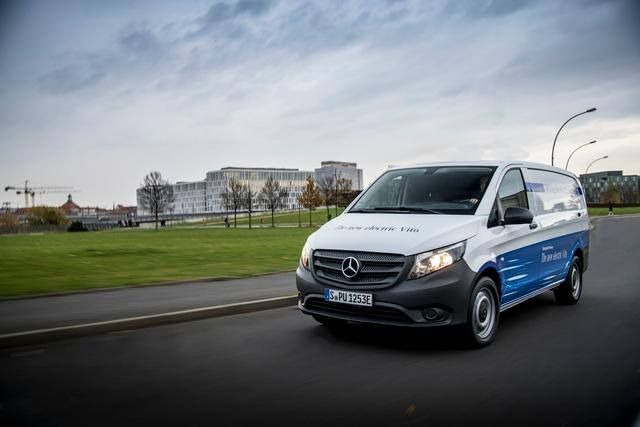#green #mercedesbenzvans #evito Electric vans from Mercedes-Benz Vans: eVito now available to order; ecosystem for the electrification of commercial fleets What's new on Lulop.com http://ift.tt/2Bjl0tB