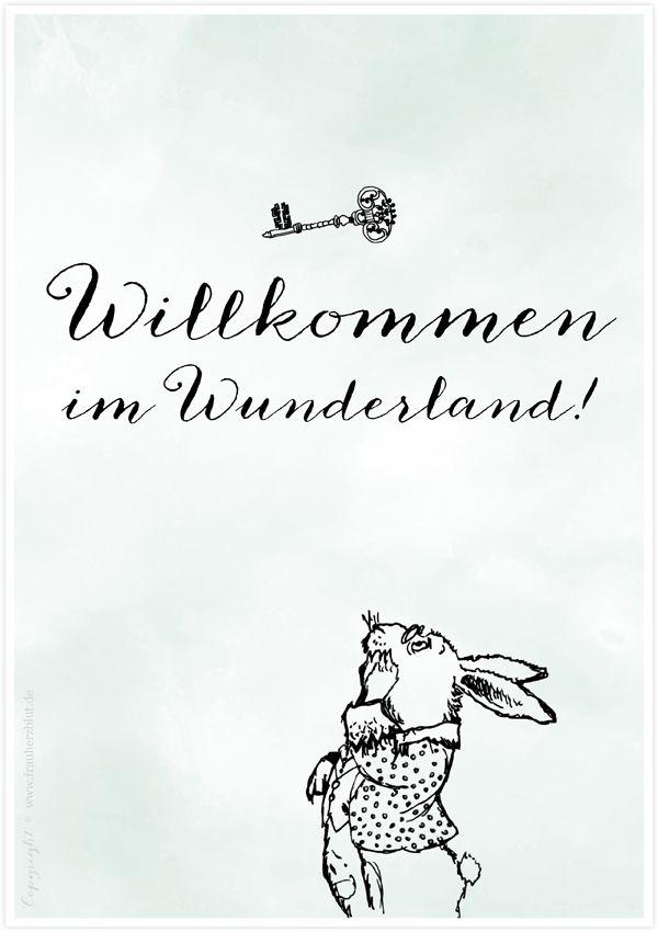 Alice Im Wunderland Zitate