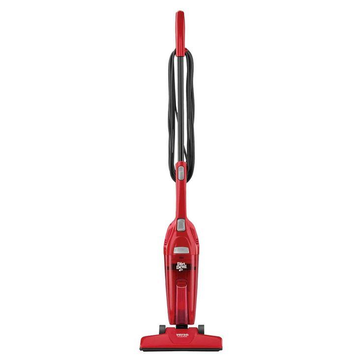 Dirt Devil Versa Clean Corded Bagless Stick Vacuum - SD20010DI, Red