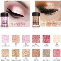 Wish | Focallure 12 Color Eye Shadow Makeup Pearl Metallic Eyeshadow Palette