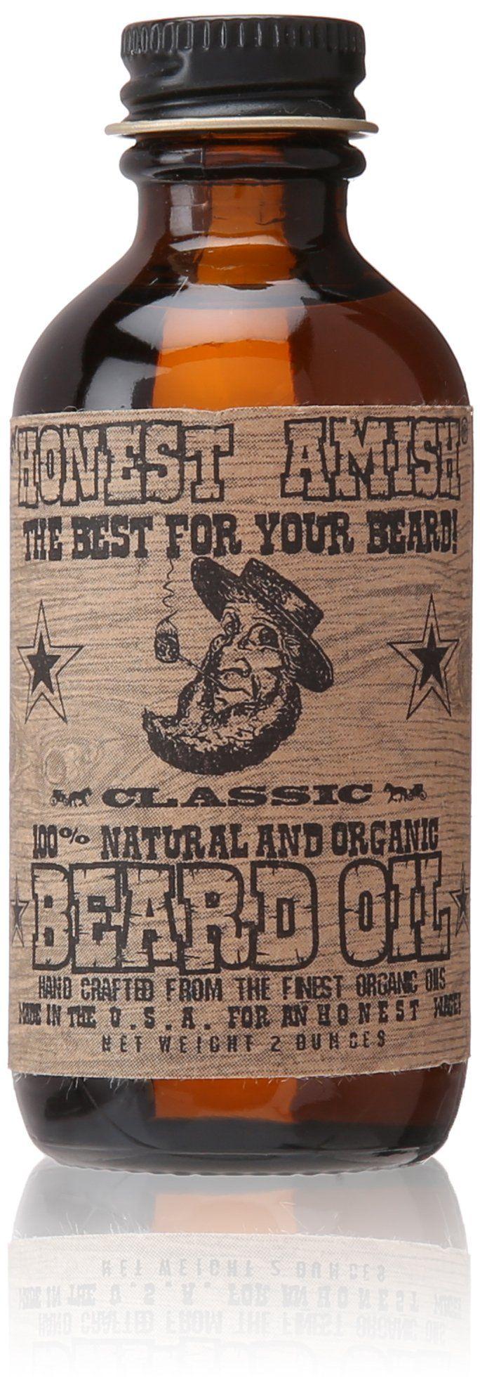 Man Cave Beard Oil : Honest amish classic beard oil oz i love this stuff