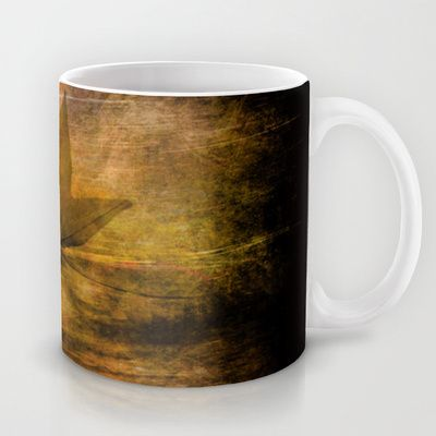 Old memories Mug by Oscar Tello Muñoz - $15.00