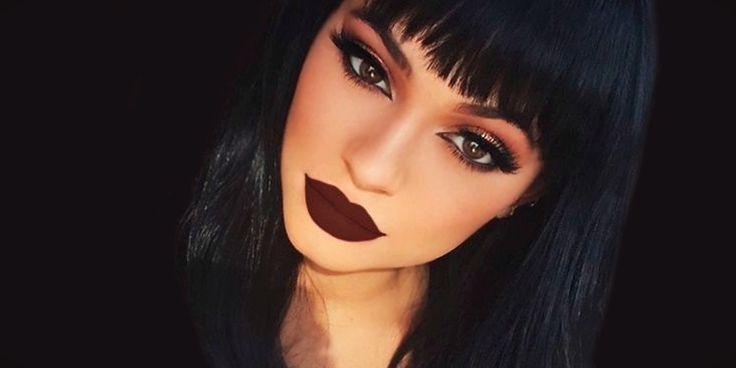 Tips para usar correctamente labiales oscuros