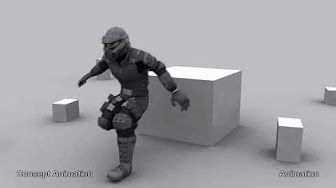 "CGI VFX Showreels HD: ""Assassin's Creed III Demo Reel"" by Jonathan Cooper…"