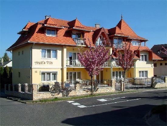 Our Wellness villa in spa Hévíz, Hungary  Anett's Villa