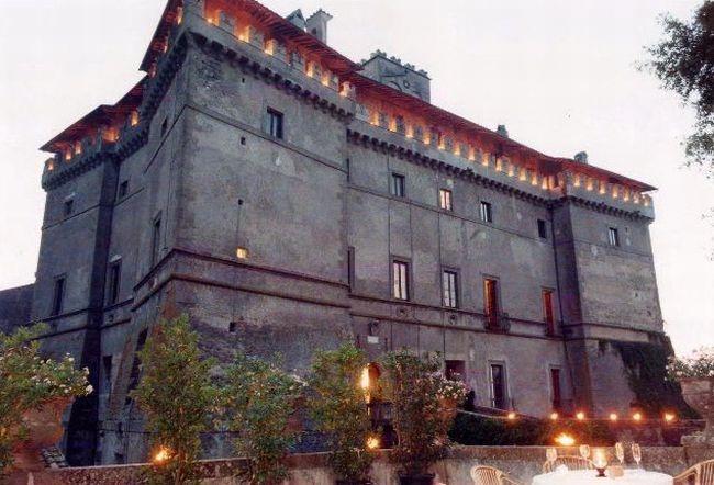 ruspoli castle -