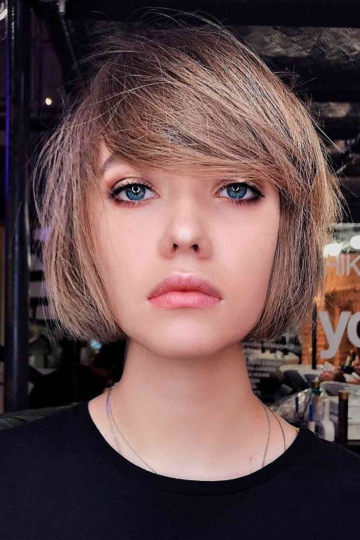 Short Hairstyles for Fine Hair: Make Volume Stay For Good   Glaminati in  2020   Cute hairstyles for short hair, Hair styles, Short hairstyles fine