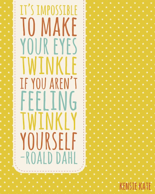 roald dahl quote | kensie kate