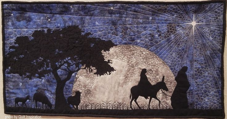 68 best inspiring quilts images on pinterest quilting for Idea door journey to bethlehem