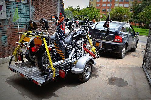 Remolque Estándar Motos Safari