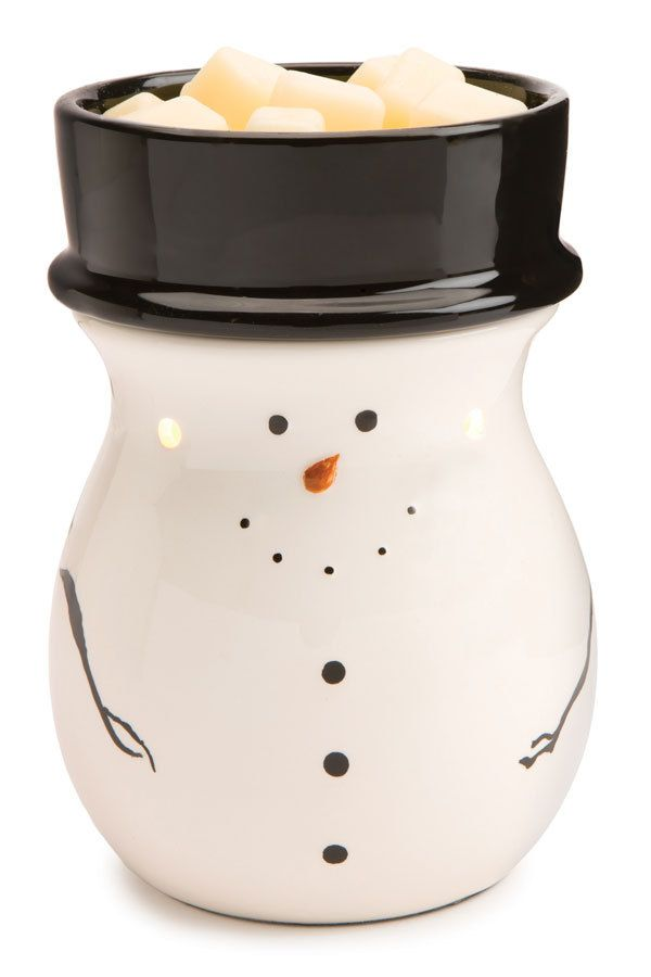 Home Decor > Candles & Fragrance > Candles Candles & Wax Warmers > Candles & Wax Warmers With a delicate snowflake design etched on glass, this hand poured, unscented soy wax Snowflake Jar Candle from the Carved Solutions Gem Collection makes a lovely accent during the .