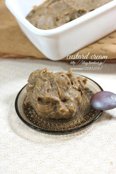 ほうじ茶がぶわっと香るカスタードクリームです。  ほうじ茶パウダーを入れなければ、基本のカスタードクリームになります。    このカスタードクリームを使って、https://oceans-nadia.com/user/42635/recipe/145025の「ほうじ茶カスタードクリームパン」を作りました。    このまま、パン等に塗っても美味しいです。