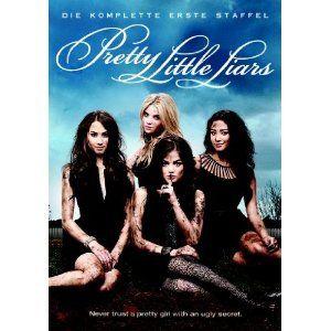 Pretty Little Liars - Die komplette erste Staffel 5 DVDs: Amazon.de: Lucy Hale, Shay Mitchell, Troian Bellisario, Ashley Benson, Holly Marie Combs, Ian Harding: Filme & TV