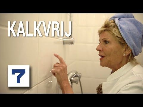 Hoe houd je de badkamer kalkvrij? | Marja Middeldorp - YouTube