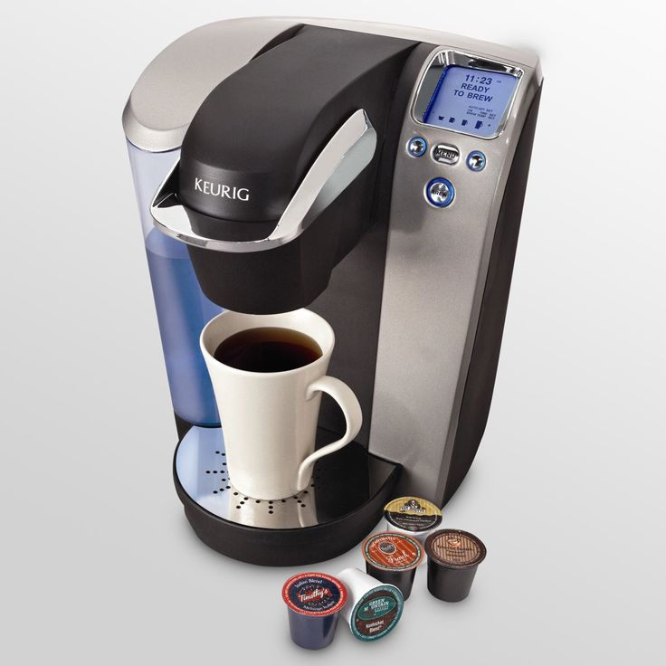 Keurig Coffee Maker Hot And Cold : 25+ best ideas about Single Cup Coffee Maker on Pinterest Single coffee maker, Pour over ...