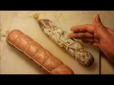 Готовим Итальянскую Брезаолу ! Вяленая говядина ! - YouTube