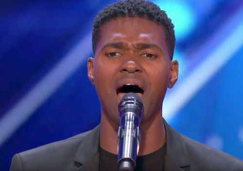 Johnny Manuel Blows AGT Judges Away With Whitney Houston Cover