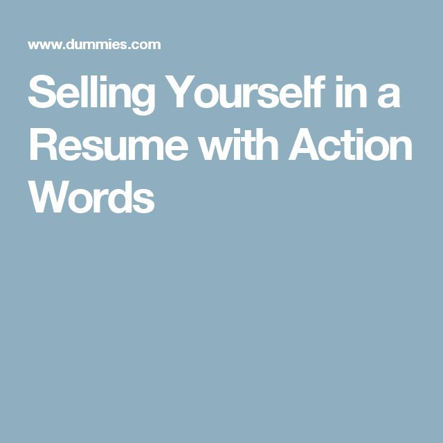 25+ unique Resume action words ideas on Pinterest Action words - action verbs resume