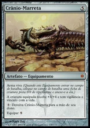 Crânio-Marreta / Batterskull