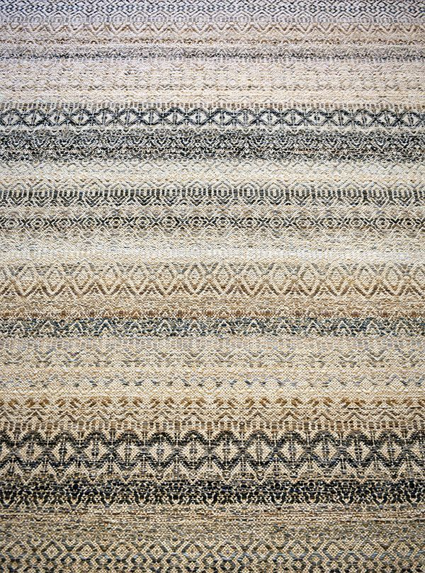True North Textiles 9x12 Handwoven Carpets Wool Area Rugs Hand Weaving