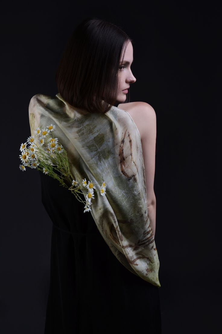 "rikov ""whisper"" silk scarf collection"