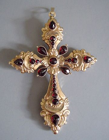 Victorian crucifix | Victorian Cross