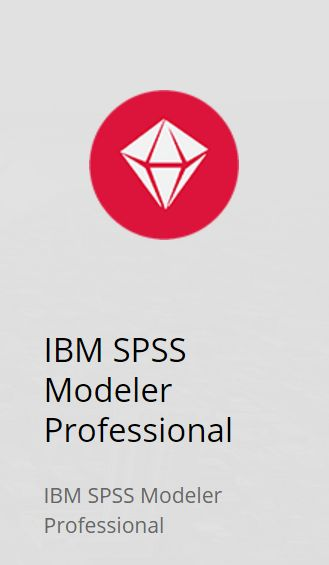 IBM SPSS Modeler Professional - 30-day free trial