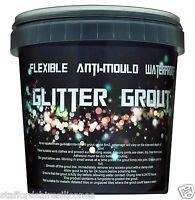 glitter grout ready mixed wall floor mosaic cheap tiles showers wetroom bathroom