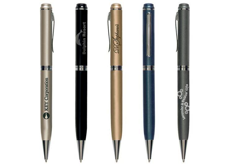 Premier Twist Pen - Laser Engrave