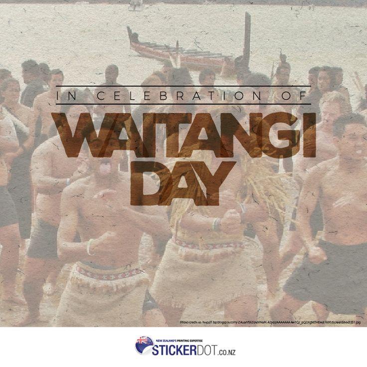 #WaitangiDay