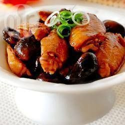 Chicken Wings with Mushrooms @ allrecipes.com.au