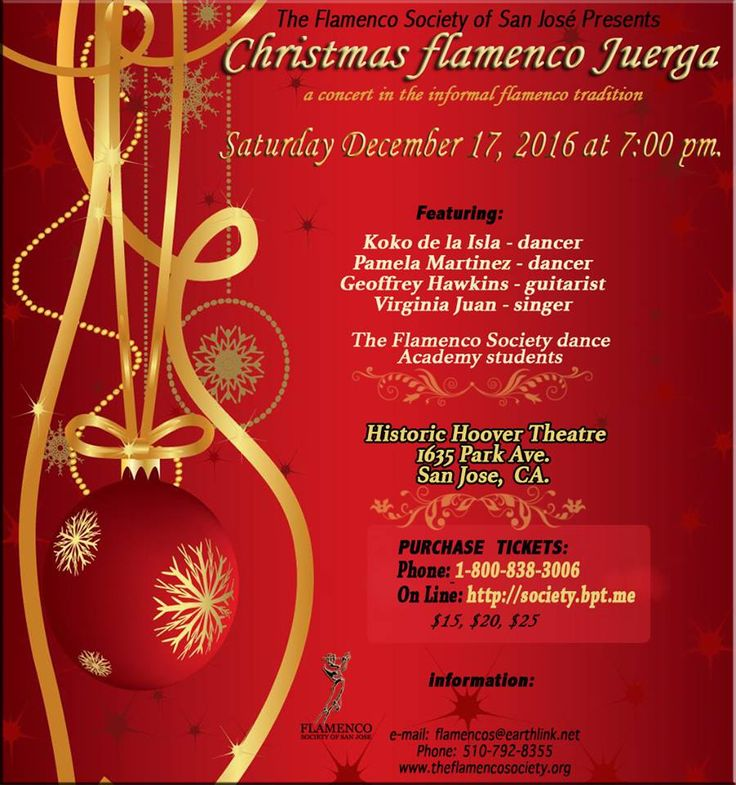 This Saturday Event Flamenco Society of San Jose Pinterest Events