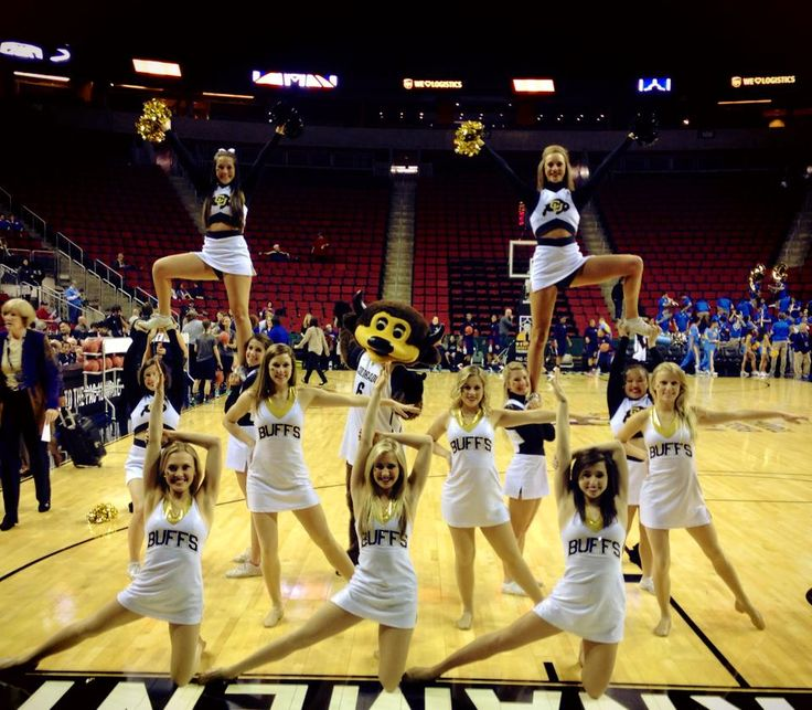 Cheering on our Women's Basketball in Seattle! CU Spirit