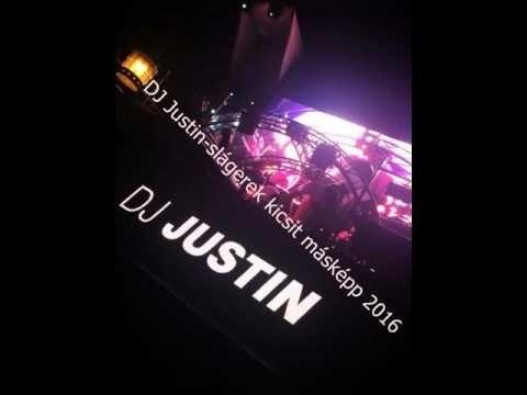 DJ JUSTIN Mixslágerek