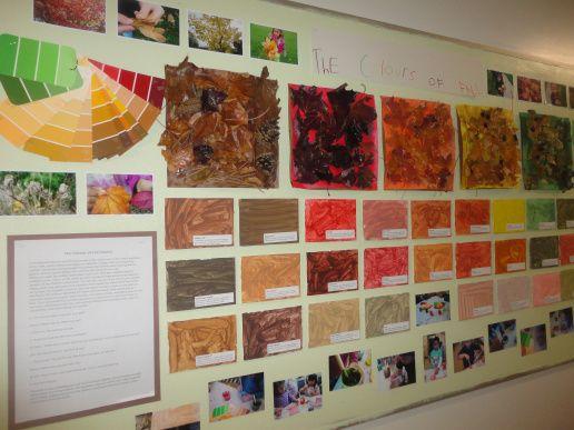 ideias para o outono jardim de infancia : ideias para o outono jardim de infancia:Cor, Outono and Jardim de infância on Pinterest