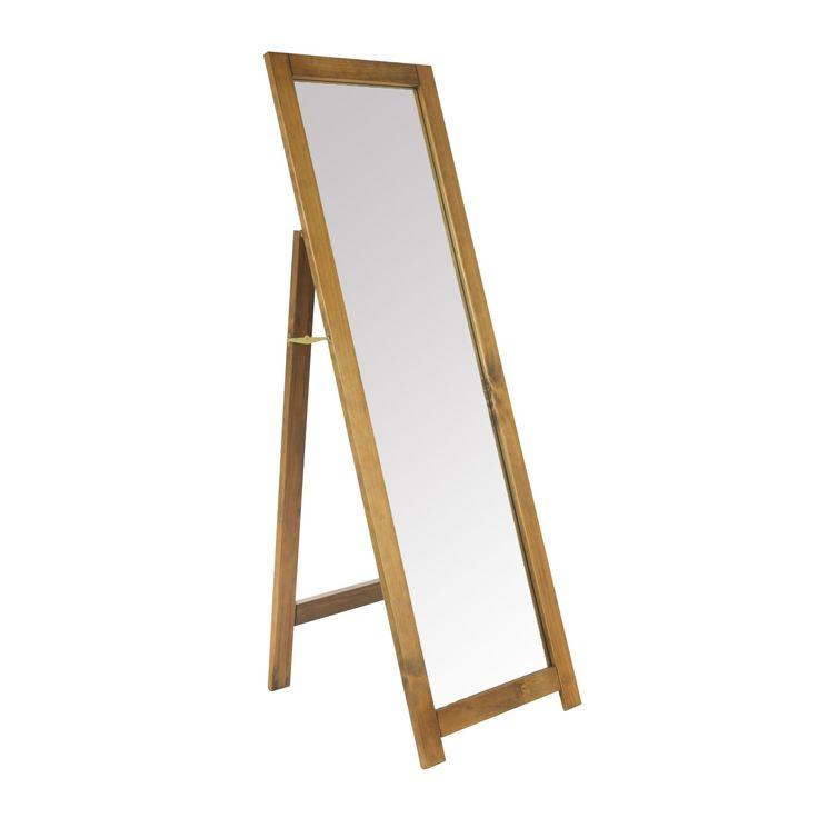 Miroir Sur Pied Bois Massif : / miroir sur pied Brun – Eliot – Les psych?s et miroirs en pied