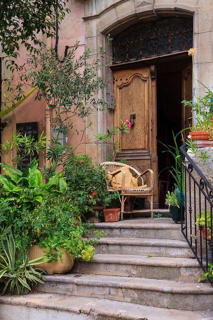 Cotignac, Provence | by G Engh