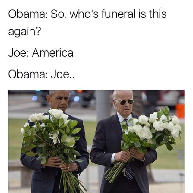 Biden & Obama Memes (@JoeAndBarack) | Twitter