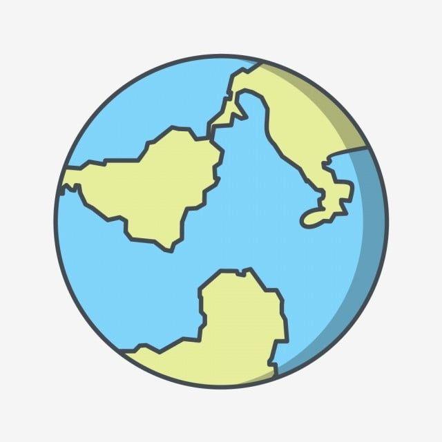 كوكب الأرض ناقلات أيقونة أيقونات الأرض أيقونات الكوكب رمز الارض Png والمتجهات للتحميل مجانا Planet Icon Globe Icon Earth Map
